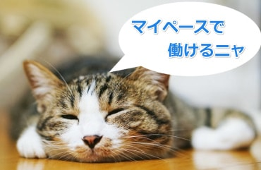 くつろぐ猫の独り言