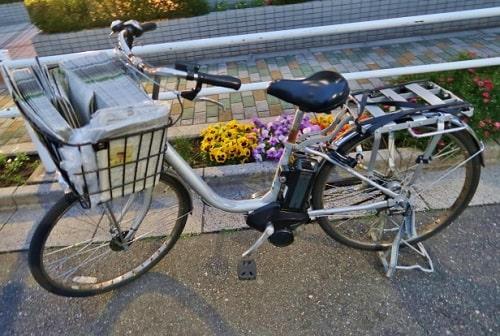 自転車でポスティングバイト
