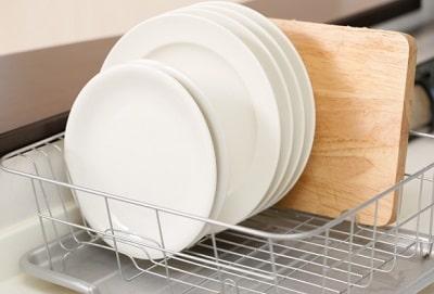 皿洗いのアルバイト