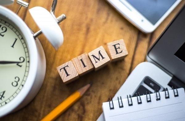 バイト代から働く時間を逆算