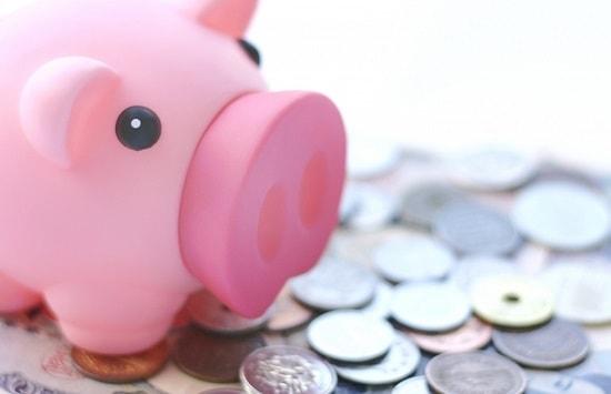 バイト代を貯金する